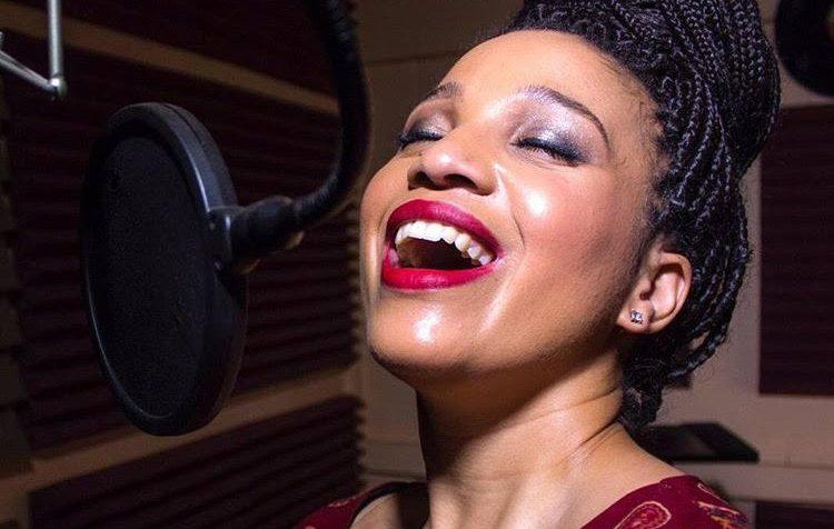 Miranda Ntshangase In Studio