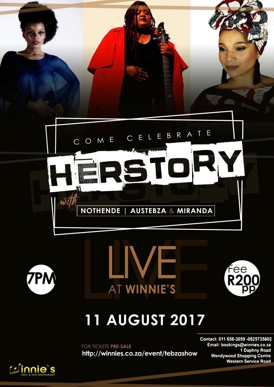 Herstory | Miranda Mokhele Ntshangase, Nothende, Austebza